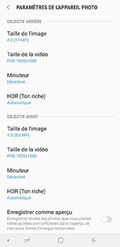Samsung Galaxy J6 Plus - Photos, vidéos, musique - Créer une vidéo - Étape 10
