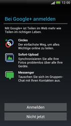 HTC One S - Apps - Konto anlegen und einrichten - 14 / 23