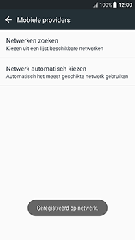 HTC U11 - Bellen - in het binnenland - Stap 7