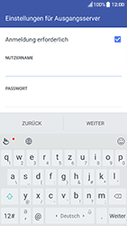 HTC 10 - Android Nougat - E-Mail - Konto einrichten - Schritt 12