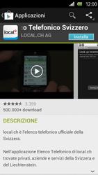Sony Xperia U - Applicazioni - Installazione delle applicazioni - Fase 7