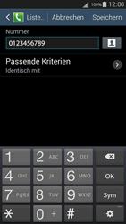 Samsung I9301i Galaxy S III Neo - Anrufe - Anrufe blockieren - Schritt 12