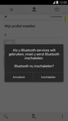 Blackphone Blackphone 4G (BP1) - Contacten en data - Contacten overzetten via Bluetooth - Stap 10