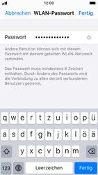 Apple iPhone SE - iOS 13 - WiFi - So aktivieren Sie einen WLAN-Hotspot - Schritt 5