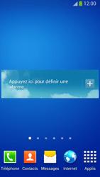Samsung Galaxy S 4 Active - Prise en main - Installation de widgets et d