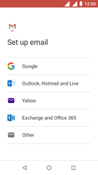 Nokia 1 - E-mail - Manual configuration (outlook) - Step 7