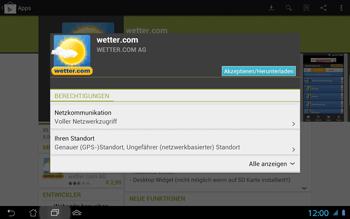 Asus Padfone 2 - Apps - Herunterladen - 17 / 27