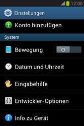 Samsung Galaxy Fame Lite - Software - Installieren von Software-Updates - Schritt 5