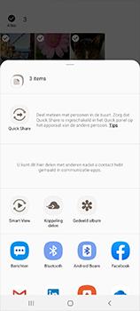 Samsung Galaxy S20 Ultra 5G Dual SIM eSIM SM-G988B - Contacten en data - Foto