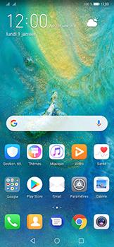 Huawei Mate 20 Pro - E-mails - Ajouter ou modifier un compte e-mail - Étape 2