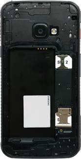 Samsung galaxy-xcover-4s-dual-sim-sm-g398fn - Instellingen aanpassen - SIM-Kaart plaatsen - Stap 6