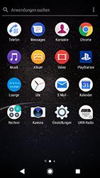Sony Xperia XA2 - Anrufe - Rufumleitungen setzen und löschen - Schritt 3