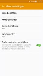 Samsung Galaxy J5 (J500F) - sms - handmatig instellen - stap 7