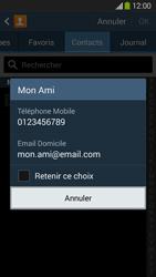Samsung Galaxy Grand 2 4G - Contact, Appels, SMS/MMS - Envoyer un SMS - Étape 7