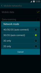 Samsung G900F Galaxy S5 - Network - Change networkmode - Step 8