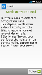 Alcatel One Touch Idol Mini - E-mail - configuration manuelle - Étape 5