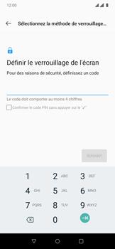 OnePlus 7 Pro - Sécuriser votre mobile - Activer le code de verrouillage - Étape 7
