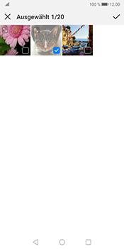 Huawei Mate 10 Pro - Android Pie - E-Mail - E-Mail versenden - Schritt 14