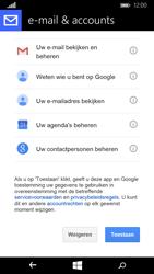 Microsoft Lumia 640 - E-mail - e-mail instellen (gmail) - Stap 10