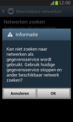 Samsung S7710 Galaxy Xcover 2 - Buitenland - Bellen, sms en internet - Stap 8
