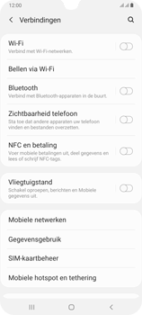 Samsung galaxy-a70-dual-sim-sm-a705fn - NFC - NFC activeren - Stap 5