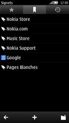 Nokia 808 PureView - Internet - Navigation sur Internet - Étape 8