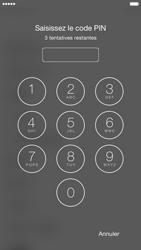 Apple iPhone SE - Premiers pas - Créer un compte - Étape 4