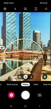Samsung Galaxy Note 10 - Photos, vidéos, musique - Créer une vidéo - Étape 4