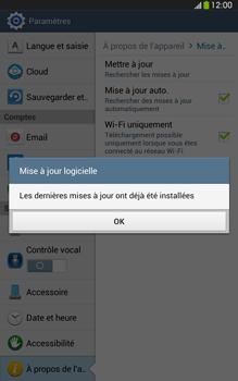 Samsung Galaxy Tab 3 8-0 LTE - Logiciels - Installation de mises à jour - Étape 10