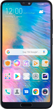 Huawei P20 Pro - Android Pie - MMS - Manuelle Konfiguration - Schritt 15