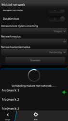 BlackBerry Z30 - netwerk en bereik - gebruik in binnen- en buitenland - stap 10