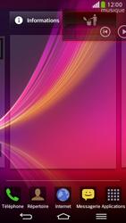 LG D955 G Flex - Prise en main - Installation de widgets et d