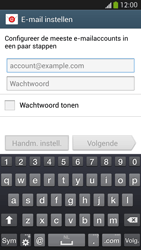 Samsung I9295 Galaxy S IV Active - E-mail - e-mail instellen: IMAP (aanbevolen) - Stap 5