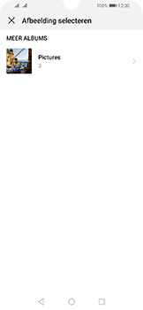 Huawei Y6 (2019) - E-mail - e-mail versturen - Stap 11