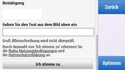 Nokia C6-00 - Apps - Konto anlegen und einrichten - 13 / 15
