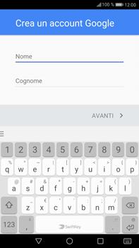Huawei Mate 9 - Applicazioni - Configurazione del negozio applicazioni - Fase 4