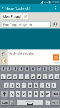 Samsung N910F Galaxy Note 4 - MMS - Erstellen und senden - Schritt 12