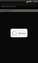 HTC Desire X - Rete - Selezione manuale della rete - Fase 8