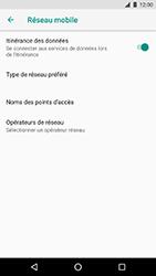 LG Nexus 5X - Android Oreo - Réseau - Sélection manuelle du réseau - Étape 6
