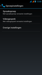Wiko Darkmoon - Voicemail - Handmatig instellen - Stap 7