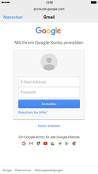 Apple iPhone 6 Plus iOS 8 - E-Mail - Konto einrichten (gmail) - Schritt 6