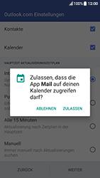 HTC 10 - Android Nougat - E-Mail - Konto einrichten (outlook) - Schritt 10