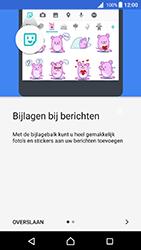Sony F5121 Xperia X - Android Nougat - MMS - probleem met ontvangen - Stap 4