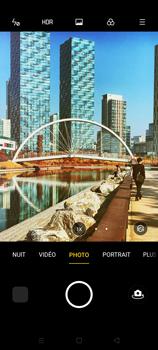 Oppo Reno 4Z - Photos, vidéos, musique - Créer une vidéo - Étape 5