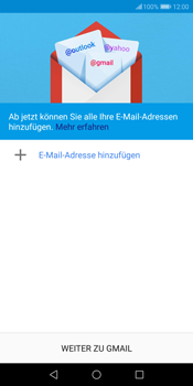 Huawei P Smart - E-Mail - Konto einrichten (gmail) - 1 / 1