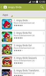 Samsung Galaxy J1 - Apps - Herunterladen - 16 / 20
