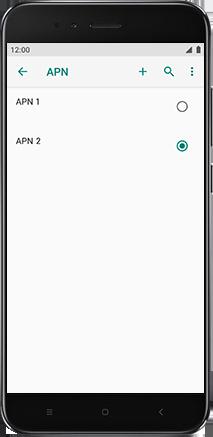 Xiaomi Redmi S2 - Internet - Configuration manuelle - Étape 18