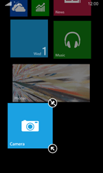 Nokia Lumia 635 - Getting started - Personalising your Start screen - Step 7
