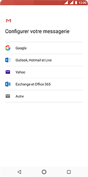 Nokia 5.1 - E-mail - Configuration manuelle (yahoo) - Étape 8