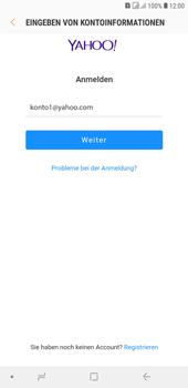 Samsung Galaxy J4+ - E-Mail - Konto einrichten (yahoo) - Schritt 8